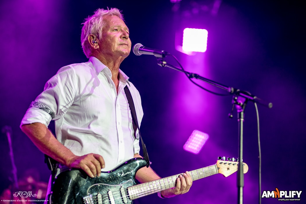 Iva Davies/Icehouse @ The Brisbane Convention and Exhibition Centre.  © katherine o'malley, 2017