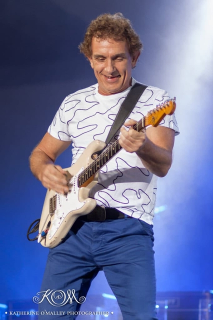 Ian Moss/Cold Chisel @ Decades Festival. © katherine o'malley, 2015