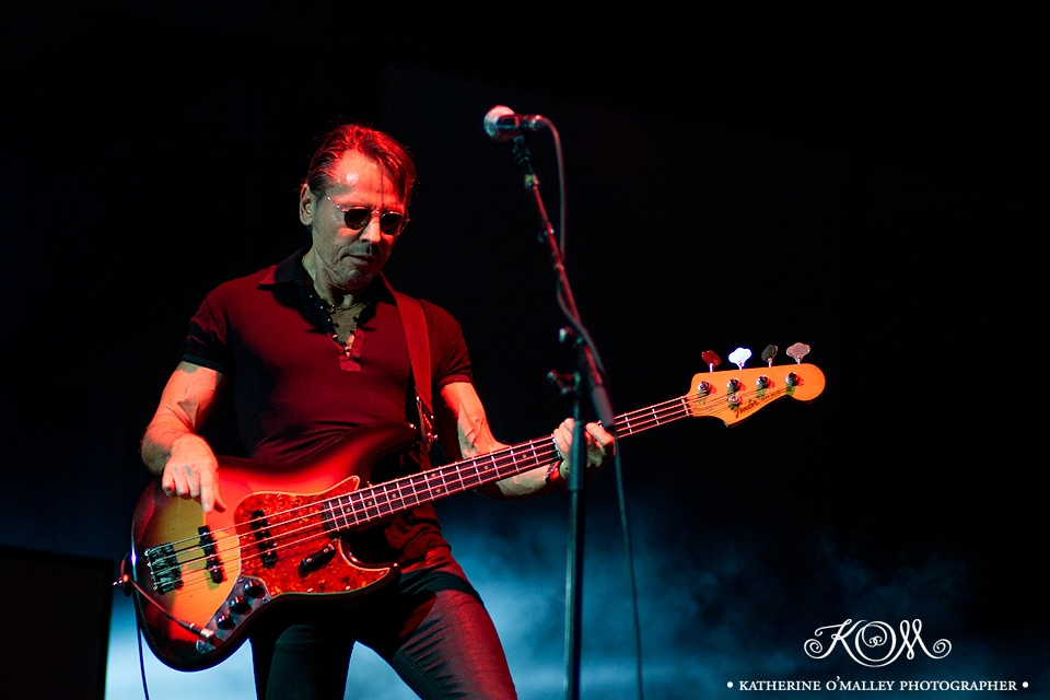 Phil Small/Cold Chisel @ Decades Festival. © katherine o'malley, 2015