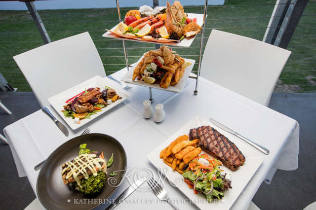 Selection of Meals, Bribie Surf Club. © katherine o'malley, 2016