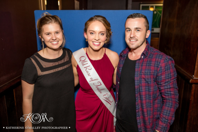 Rose of Tralee Cocktail Party @ Mick O'Malley's Irish Pub © katherine o'malley, 2016