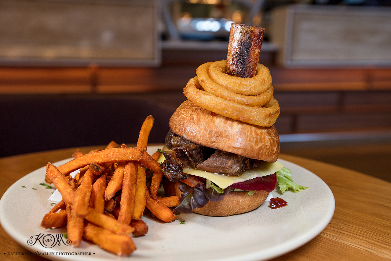 Food Photography for Arana Leagues Club © katherine o'malley, 2017