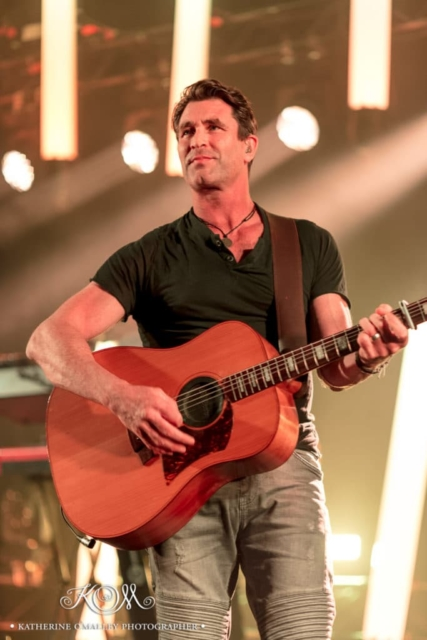 Pete Murray @ The Tivoli. © katherine o'malley, 2017